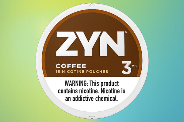 ZYN Coffee 03 Nicotine Pouches