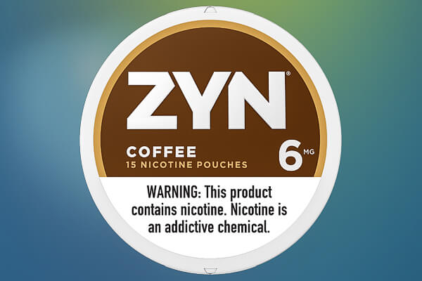 ZYN Coffee 06 Nicotine Pouches