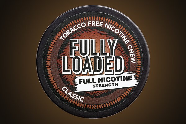 Fully Loaded Classic Full Nicotine Strenght Tobacco-free Chew