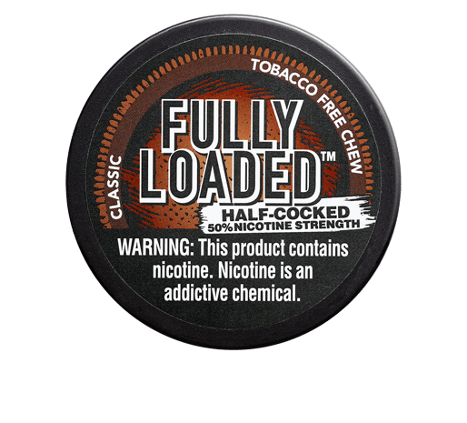 Fully Loaded Classic Half Cooked Tobacco-free Chew