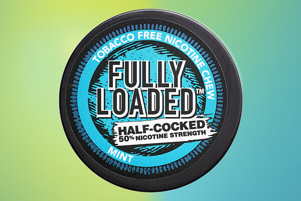 Fully Loaded Half Cooked Tobacco-free Chew