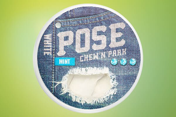 POSE Mint Nicotine Pouches