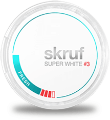 Skruf Super White